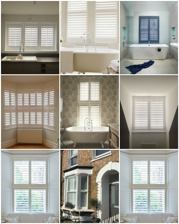 Affordable shutters in north Kent