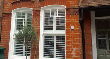 Custom Shutters in Kent